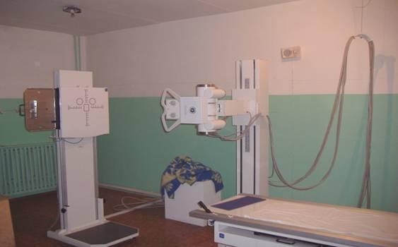 Мирный центральная районная больница