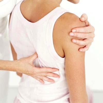 Боли в большой ромбовидной мышце спины
